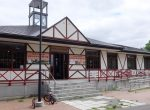 リリートレイン駅舎