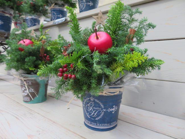 クリスマスフレッシュアレンジメント