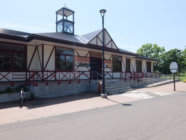 リリートレイン駅舎・レストラン