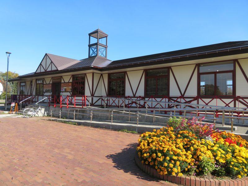 リリートレイン、レストラン百合が原は10月31日(土曜日)まで(紅葉状況も含む)
