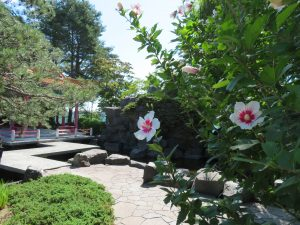 中国庭園、瀋芳園